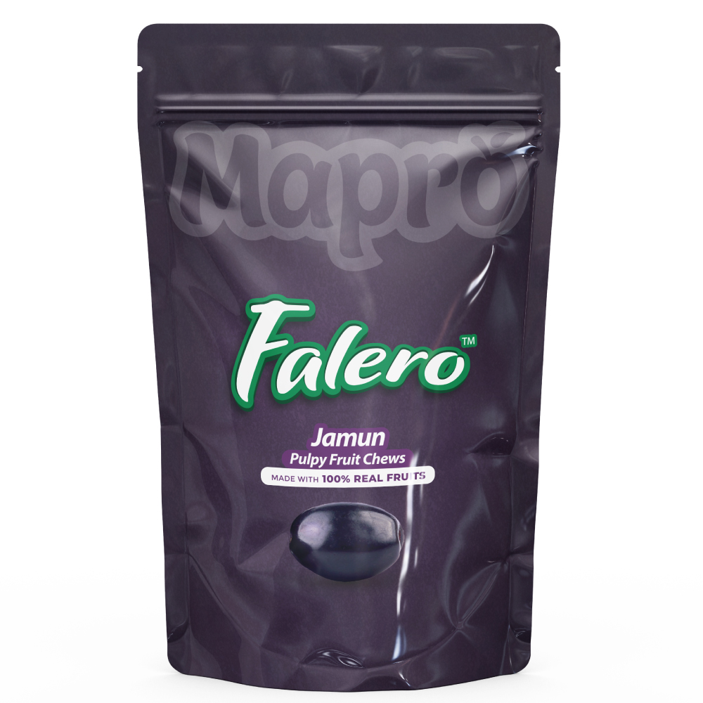 Jamun Falero Pulpy Fruit Chews 175gm