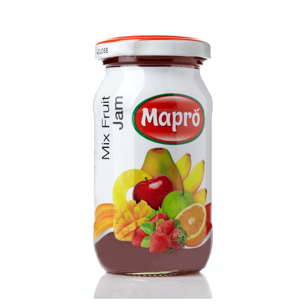 Mix Fruit Jam 200gm