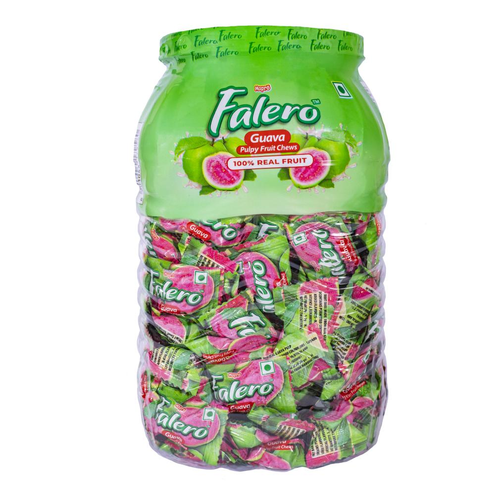 Guava Pulpy Fruit Chews 770 gm