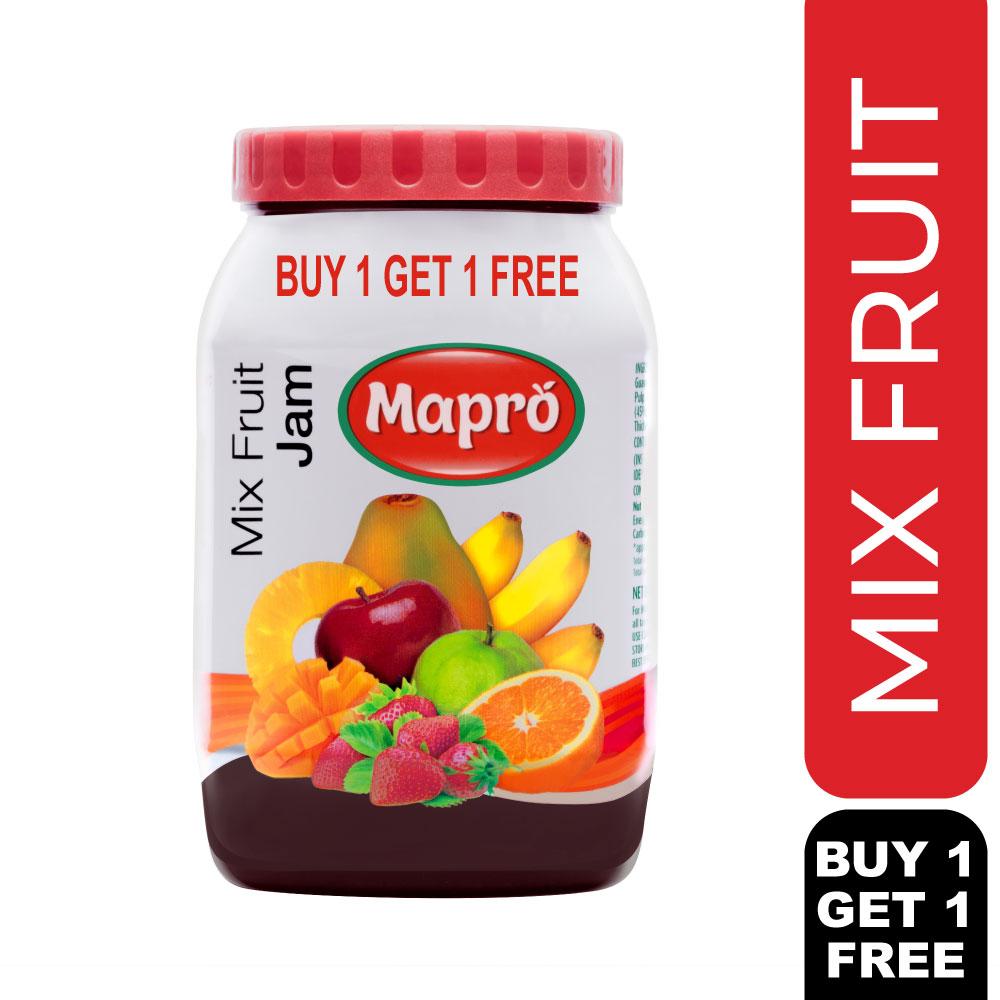 Mix Fruit Jam (Buy 1 Get 1 Free)