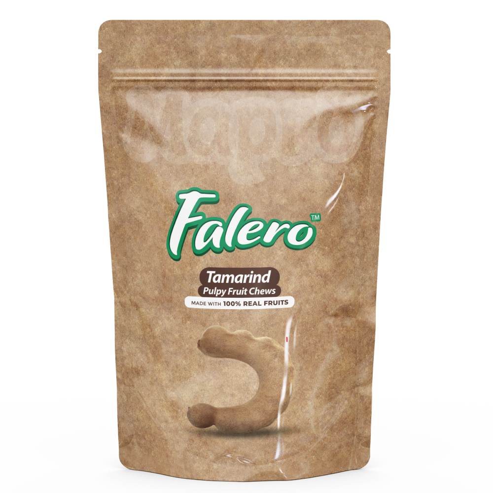 Tamarind Falero Pulpy Fruit Chews 175 gm