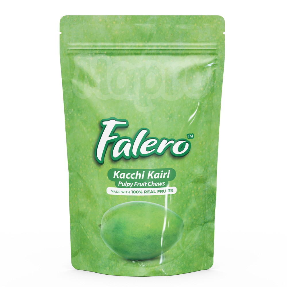 Raw Mango Falero Pulpy Fruit Chews 175 gm