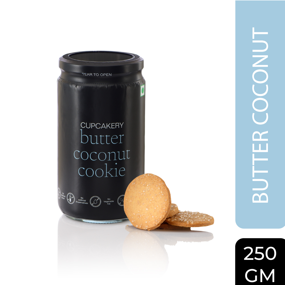 Butter Coconut Cookie
