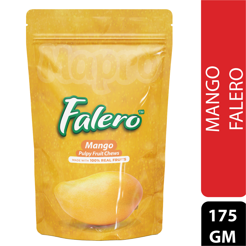 Mango Falero Pulpy Fruit Chews 175 gm