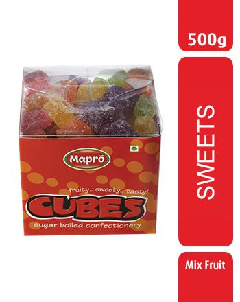 Cubes 500gm