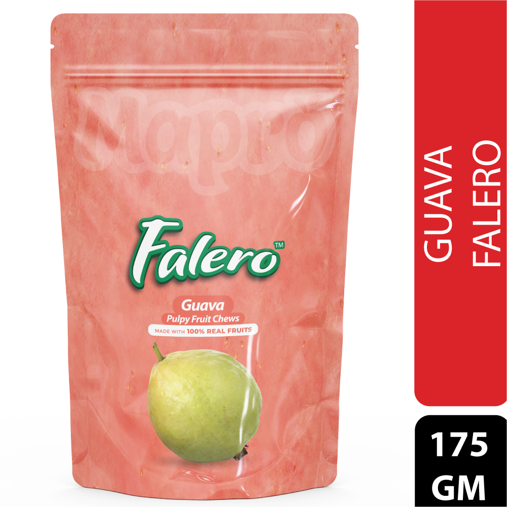 Guava Falero Pulpy Fruit Chews 175 gm