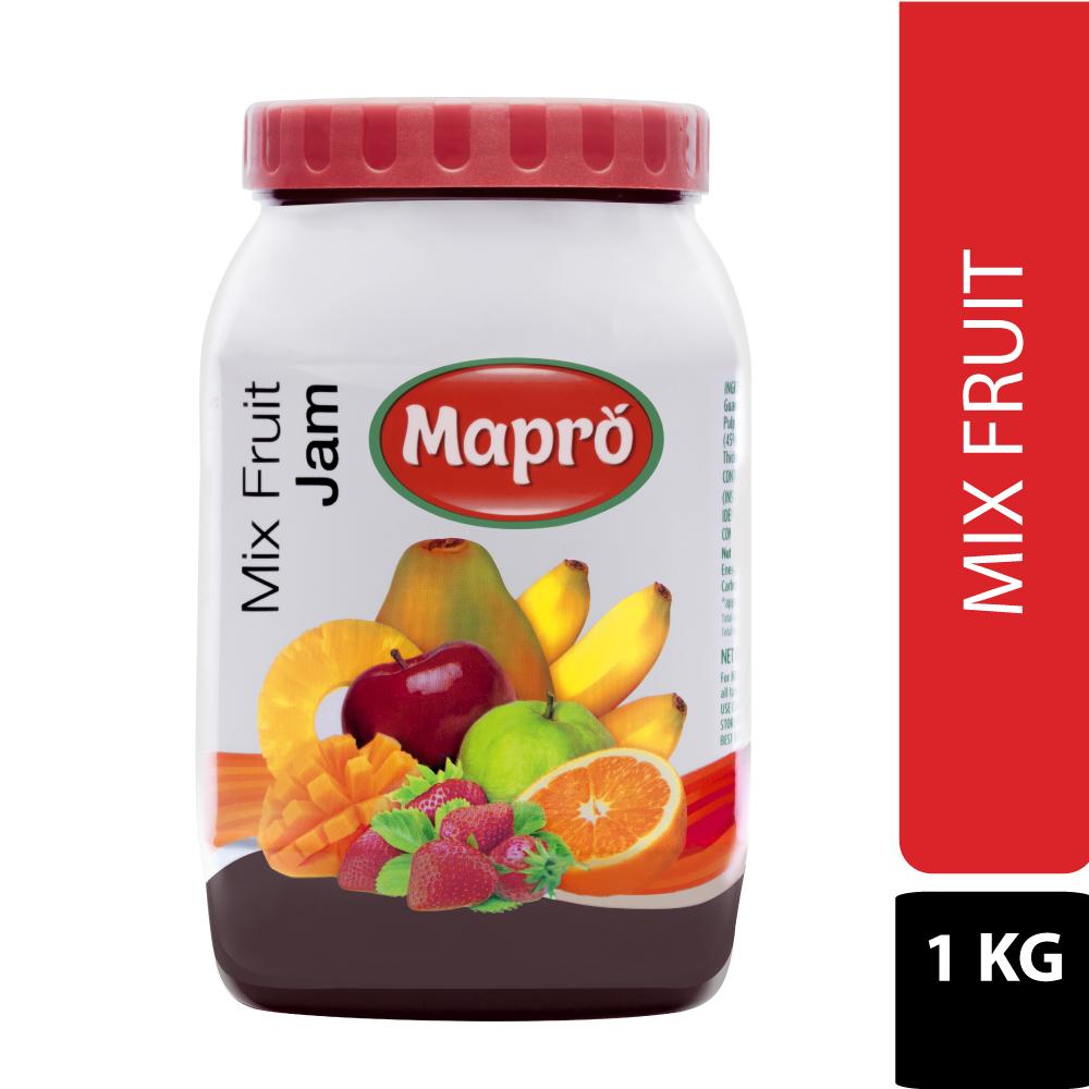 Mix Fruit Jam 1kg