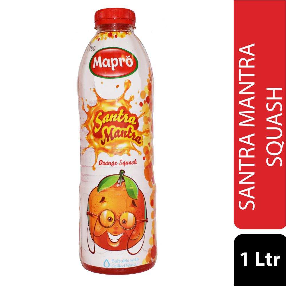 Santra Mantra Orange Squash 1000ml