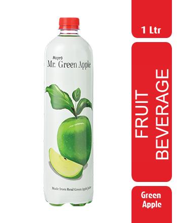 Green Apple Fruit Beverage 1ltr