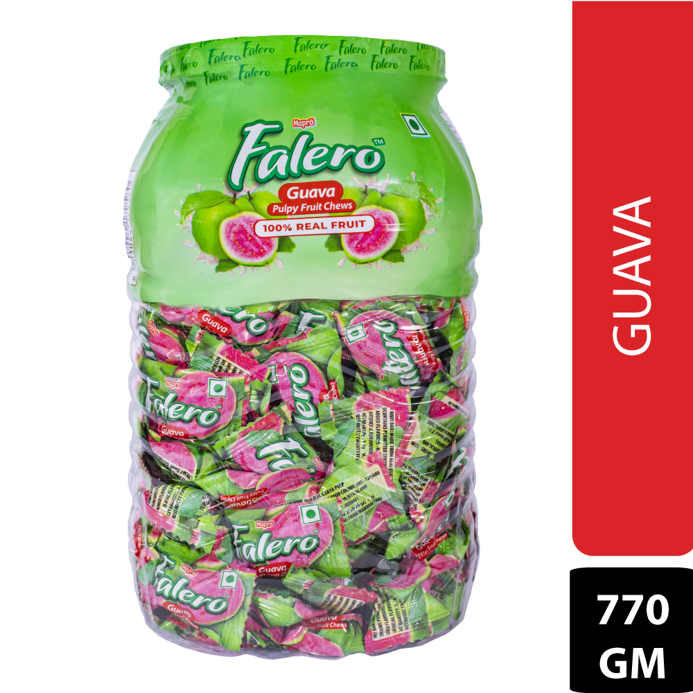 Guava Pulpy Fruit Chews 770 gm