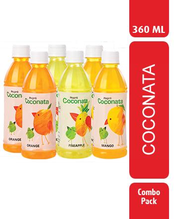 Coconata Combo Pack (6 Bottles)