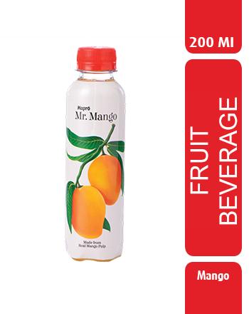 Mango Fruit Beverage 200ml