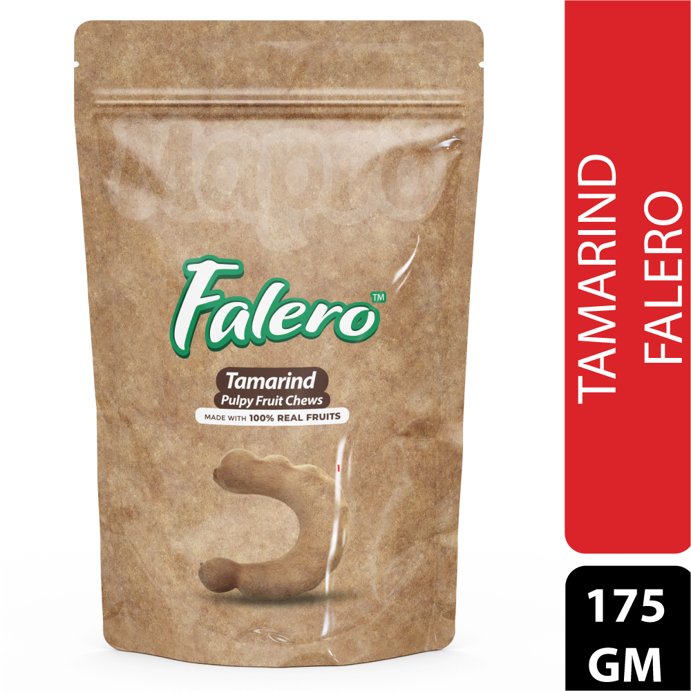 Tamarind Falero Pulpy Fruit Chews 175 gm