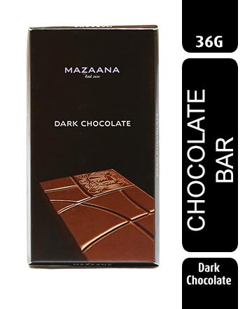Mazaana Dark Chocolate
