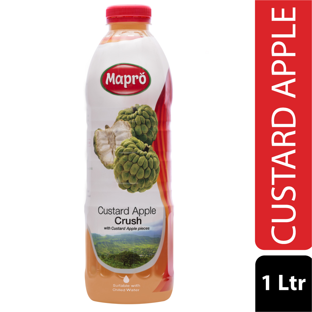 Custard Apple Crush 1000ml