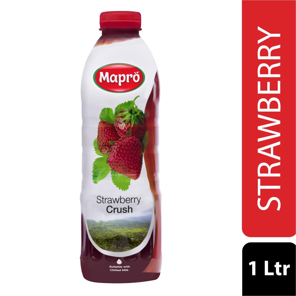 Strawberry Crush 1000ml