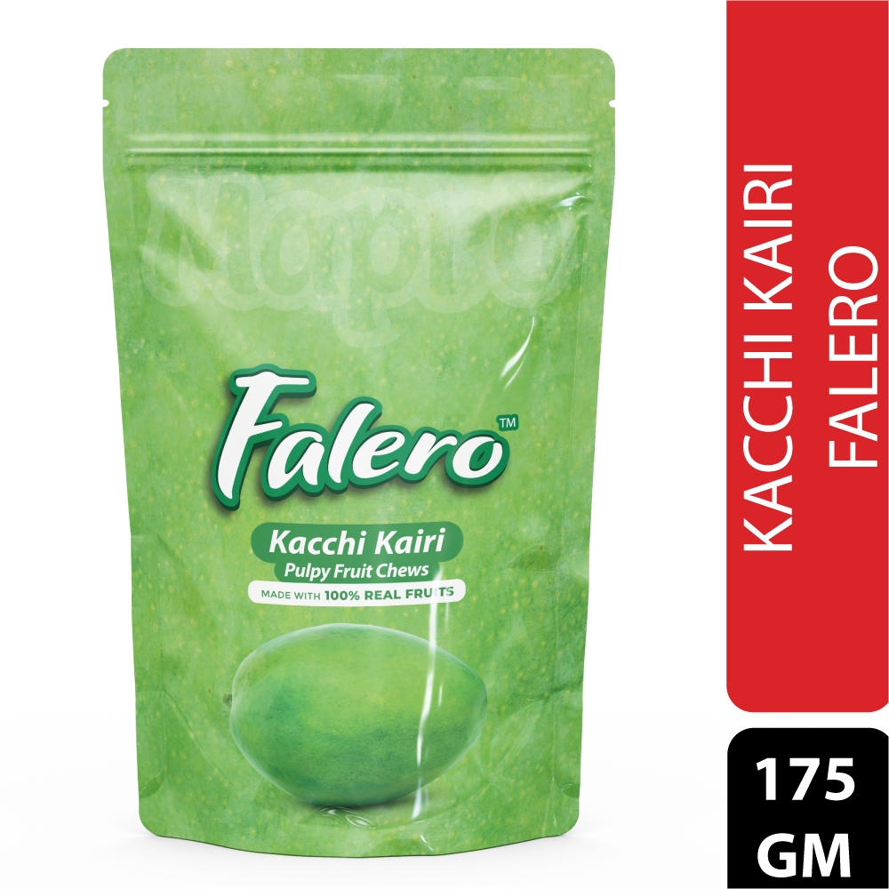 Raw Mango Falero Pulpy Fruit Chews 175 gm