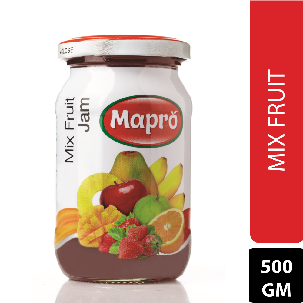 Mix Fruit Jam 500gm