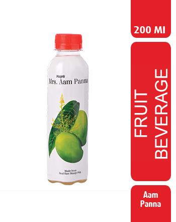 Aam Panna - Raw Mango Fruit Beverage 200ml