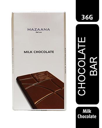 Mazaana Milk Chocolate