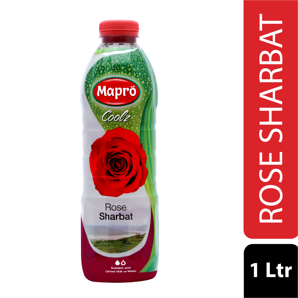 Mapro Rose Sharbat 1000ml