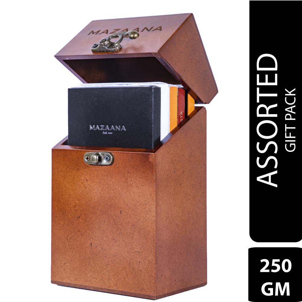 Mazaana Chocolate Bar Gift Pack
