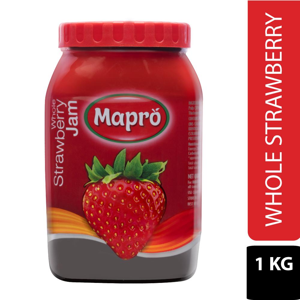 Whole Strawberry Jam