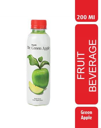 Green Apple Fruit Beverage 200ml